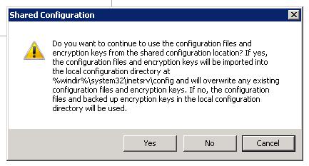 """HTTP Error 500 19 """"Failed to decrypt attribute """"password"""
